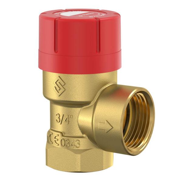 Предохранительный сбросной клапан для емкости сжиженного газа ATSV25 15,6бар тип ATSV AG 1 1/4 NPT