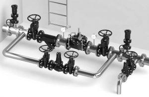 АСТА Р0202 схема установки