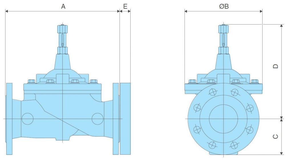 АСТА Р0202-sizes