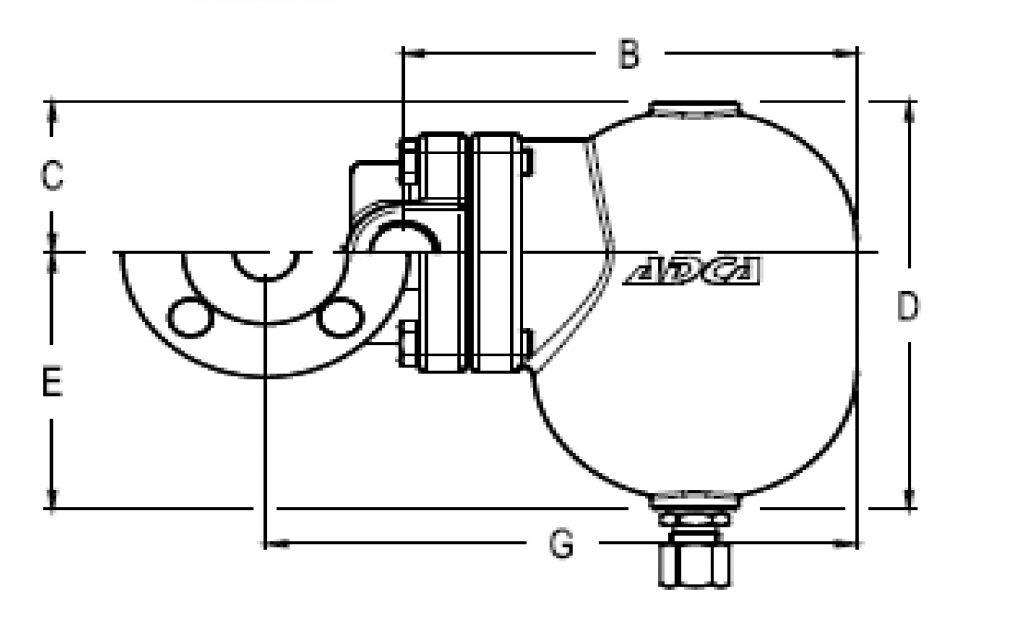 АЕ32 размеры
