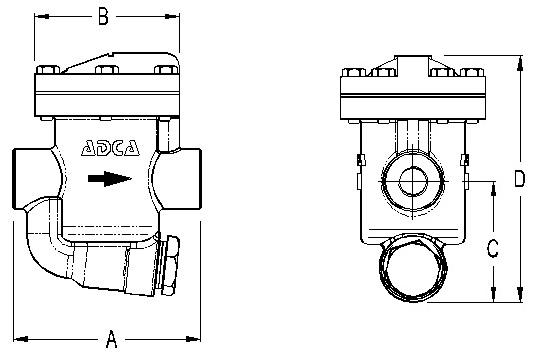 IB12 габариты