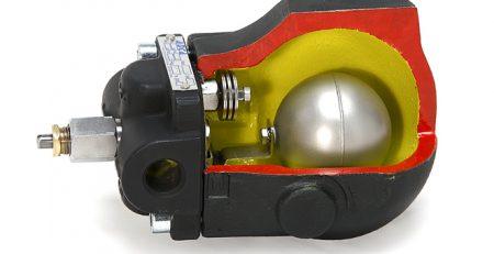 Поплавковый конденсатоотводчик ADCA