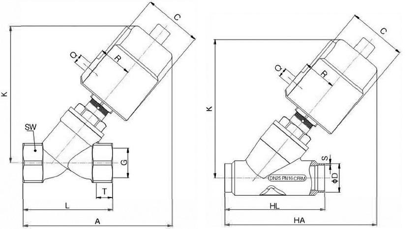 АСТА-Р12-размеры
