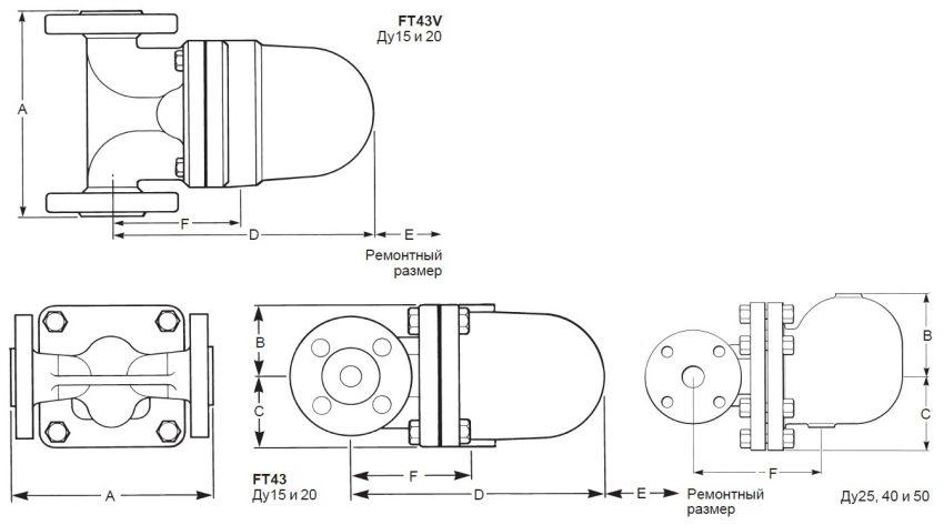 SPIRAX SARCO FT43-1